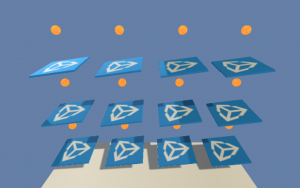 ML-Agents 3Dball