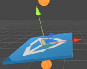 3DBall plane 座標系
