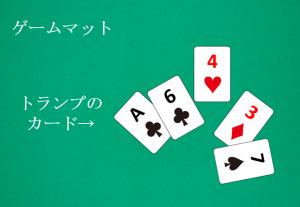 ワガハイ式7ならべ基本構成要素